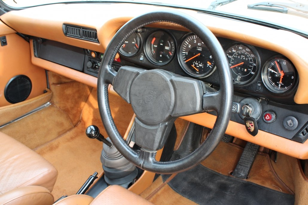 1979 PORSCHE 930 TURBO RHD 3.3. LITRE For Sale (picture 4 of 12)