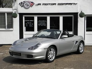 Picture of 2003 Porsche Boxster 2.7 Manual 1 Owner Only 27000 Miles! SOLD