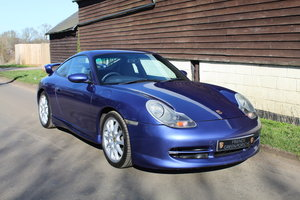 1999 Porsche 911 996 Manual *** GT3 Aero & New M030 *** For Sale