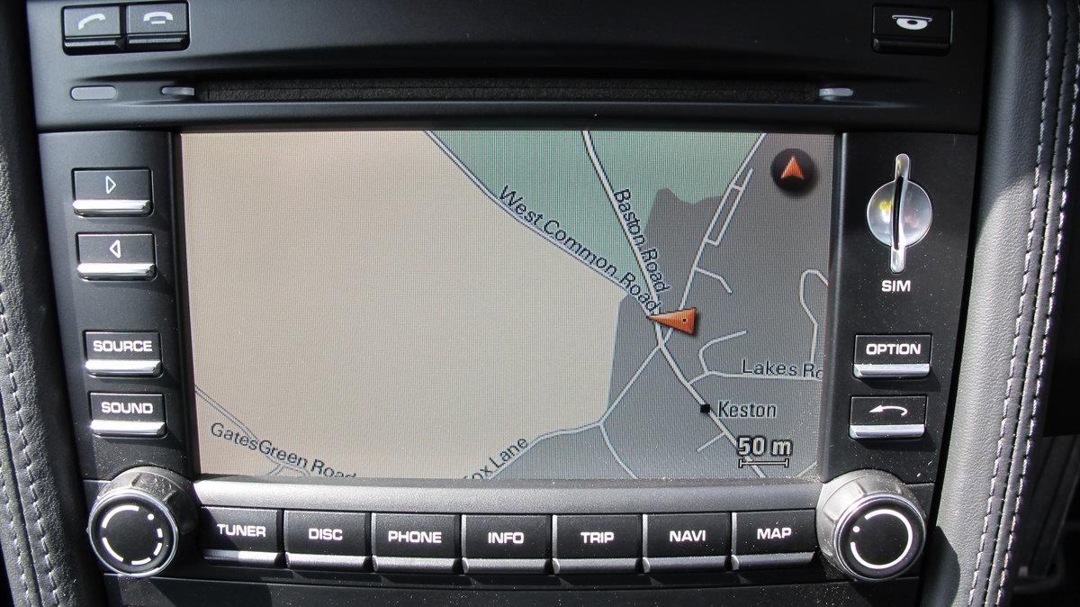 2009 PORSCHE 911 (997) GEN 2 PDK 3.6 COUPE SAT-NAV For Sale (picture 2 of 6)