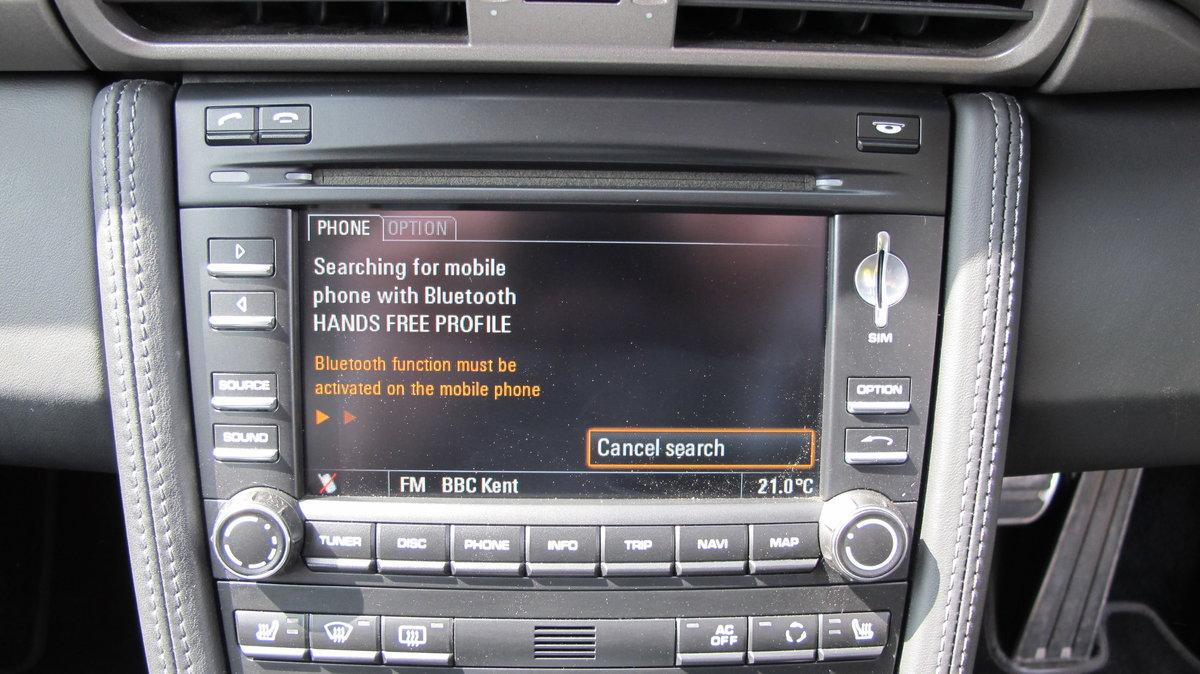 2009 PORSCHE 911 (997) GEN 2 PDK 3.6 COUPE SAT-NAV For Sale (picture 3 of 6)