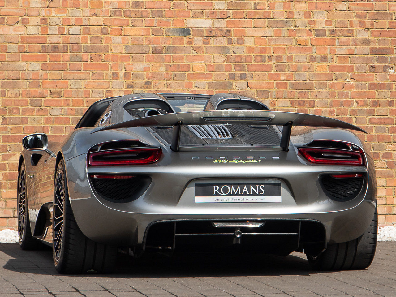 2014 Porsche 918 Spyder For Sale (picture 3 of 6)