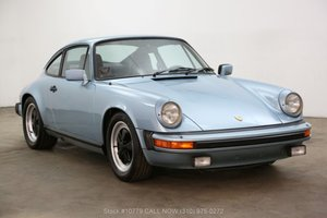 1982 Porsche 911SC Coupe For Sale