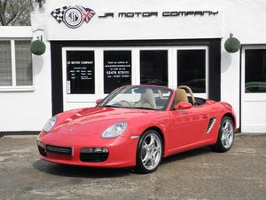 Picture of 2005 Porsche Boxster 2.7 (987) Manual finished in Guards Red  SOLD