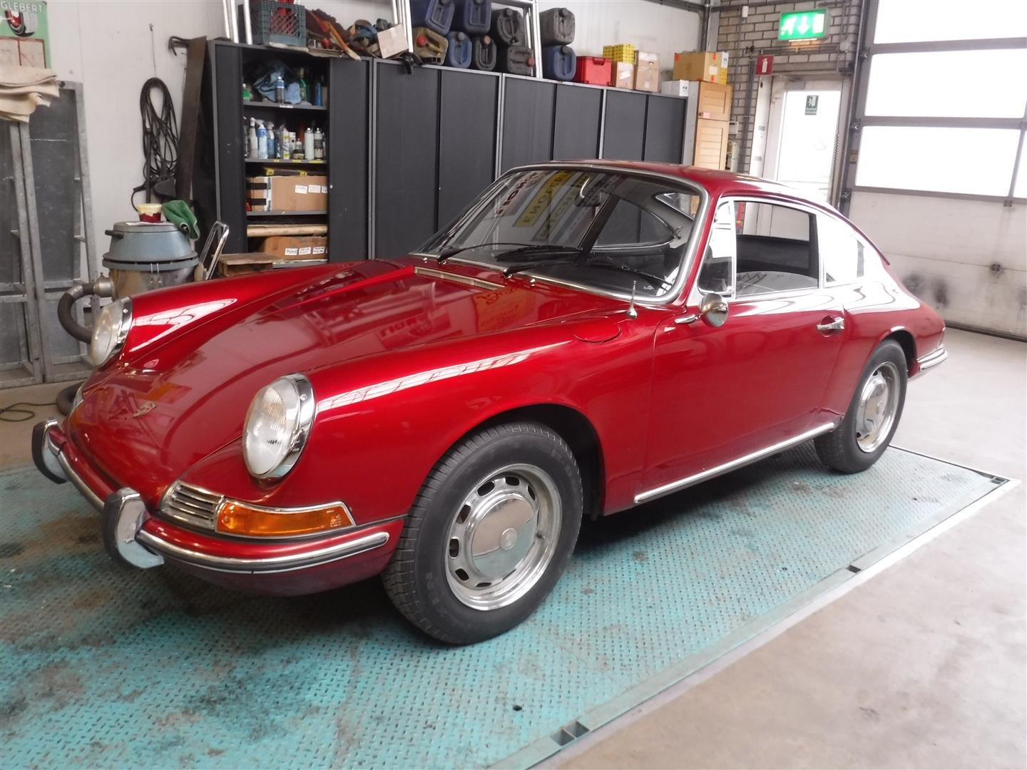 1968 Porsche 912 coupé '68 For Sale (picture 1 of 6)