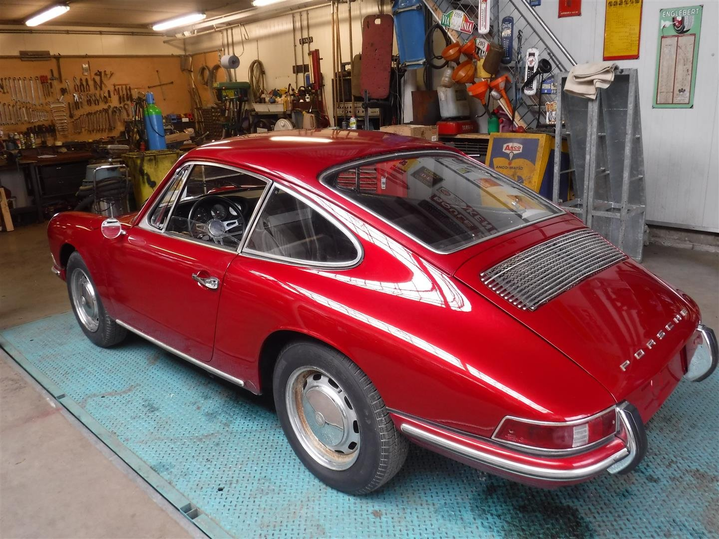 1968 Porsche 912 coupé '68 For Sale (picture 4 of 6)