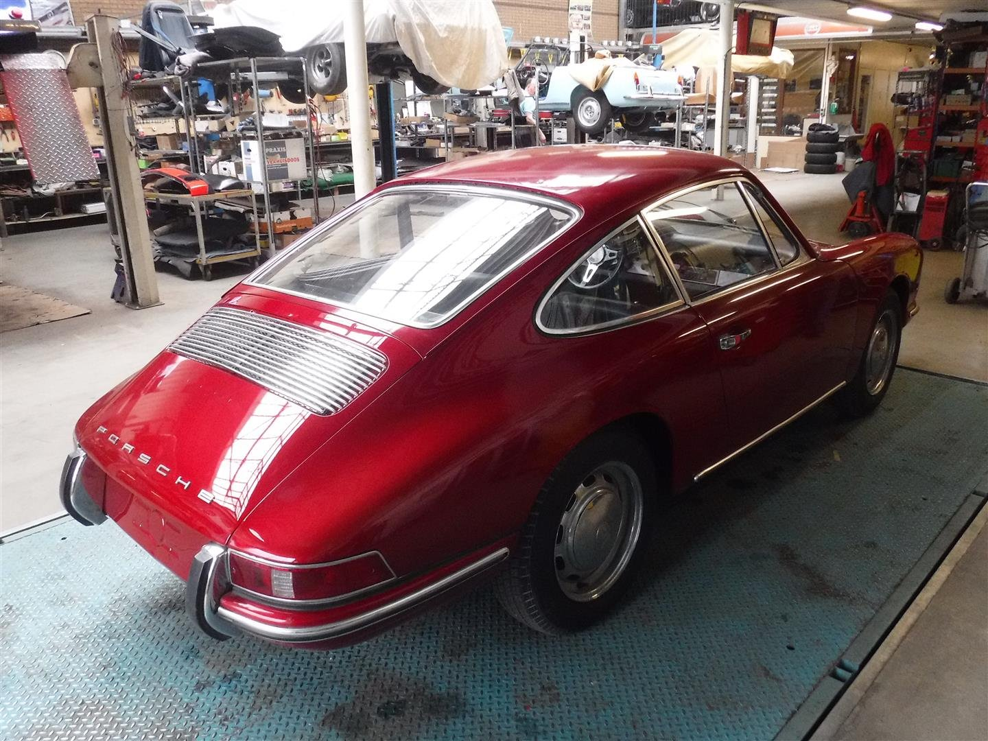 1968 Porsche 912 coupé '68 For Sale (picture 5 of 6)
