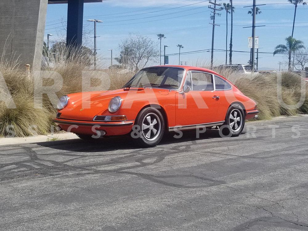 1968 Porsche 911S  For Sale (picture 1 of 6)