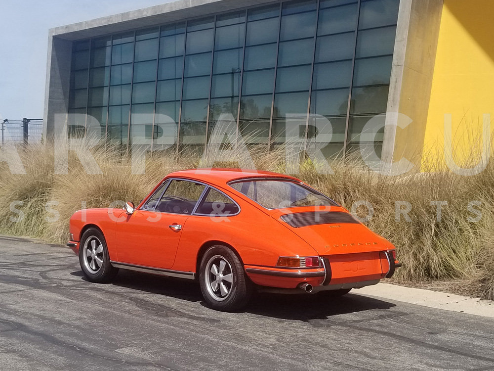 1968 Porsche 911S  For Sale (picture 3 of 6)