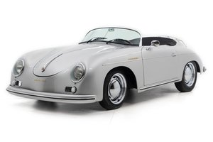 1974 Porsche Speedster = Clone High-End Build Silver $29.5k
