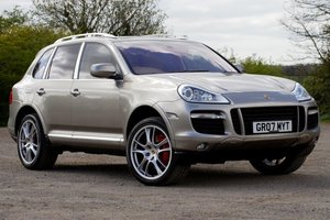 2007 Porsche Cayenne Turbo 4.8 V8 For Sale
