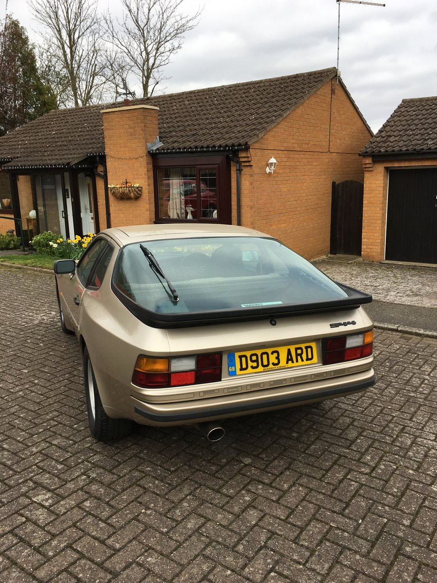 Porsche 2.5 Lux - 1986 SOLD (picture 3 of 6)
