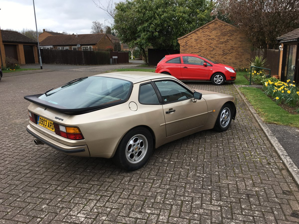 Porsche 2.5 Lux - 1986 SOLD (picture 4 of 6)