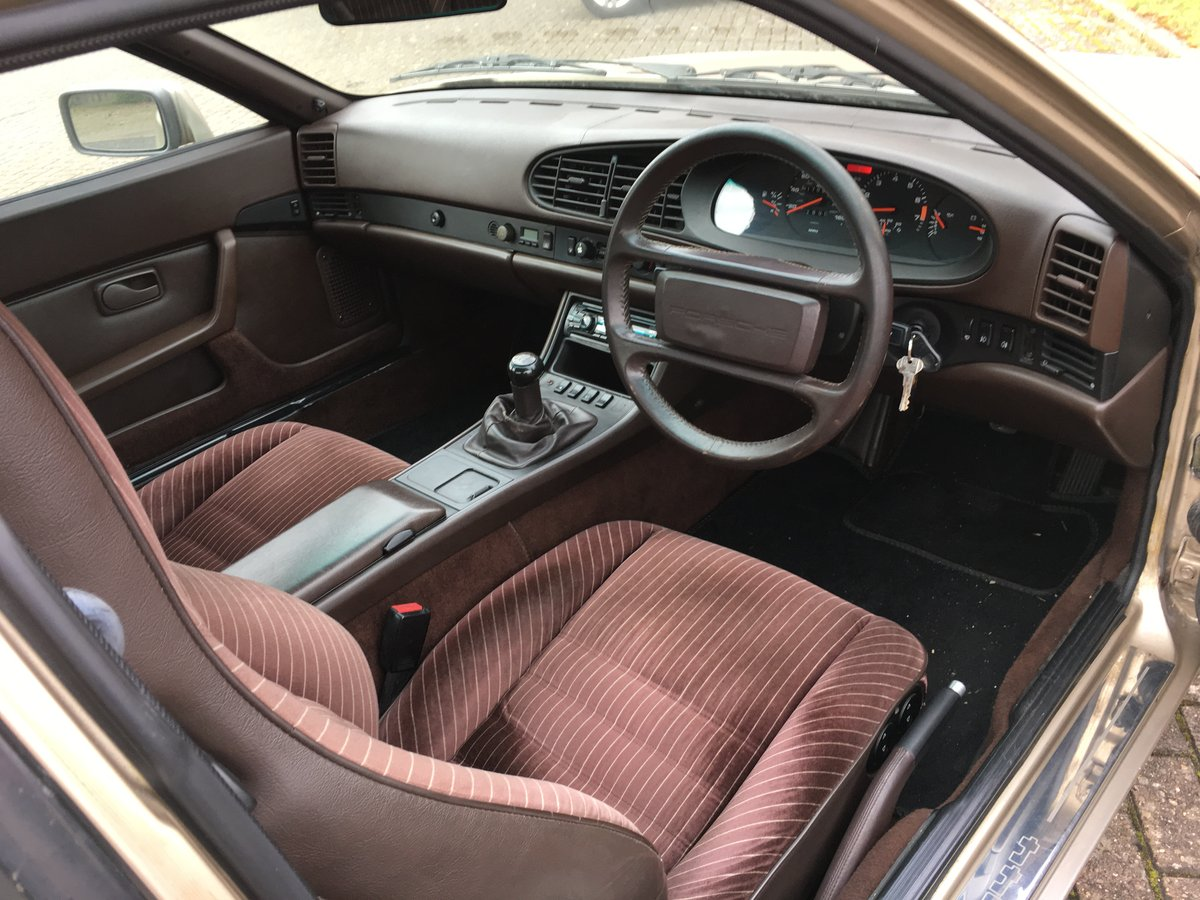 Porsche 2.5 Lux - 1986 SOLD (picture 5 of 6)