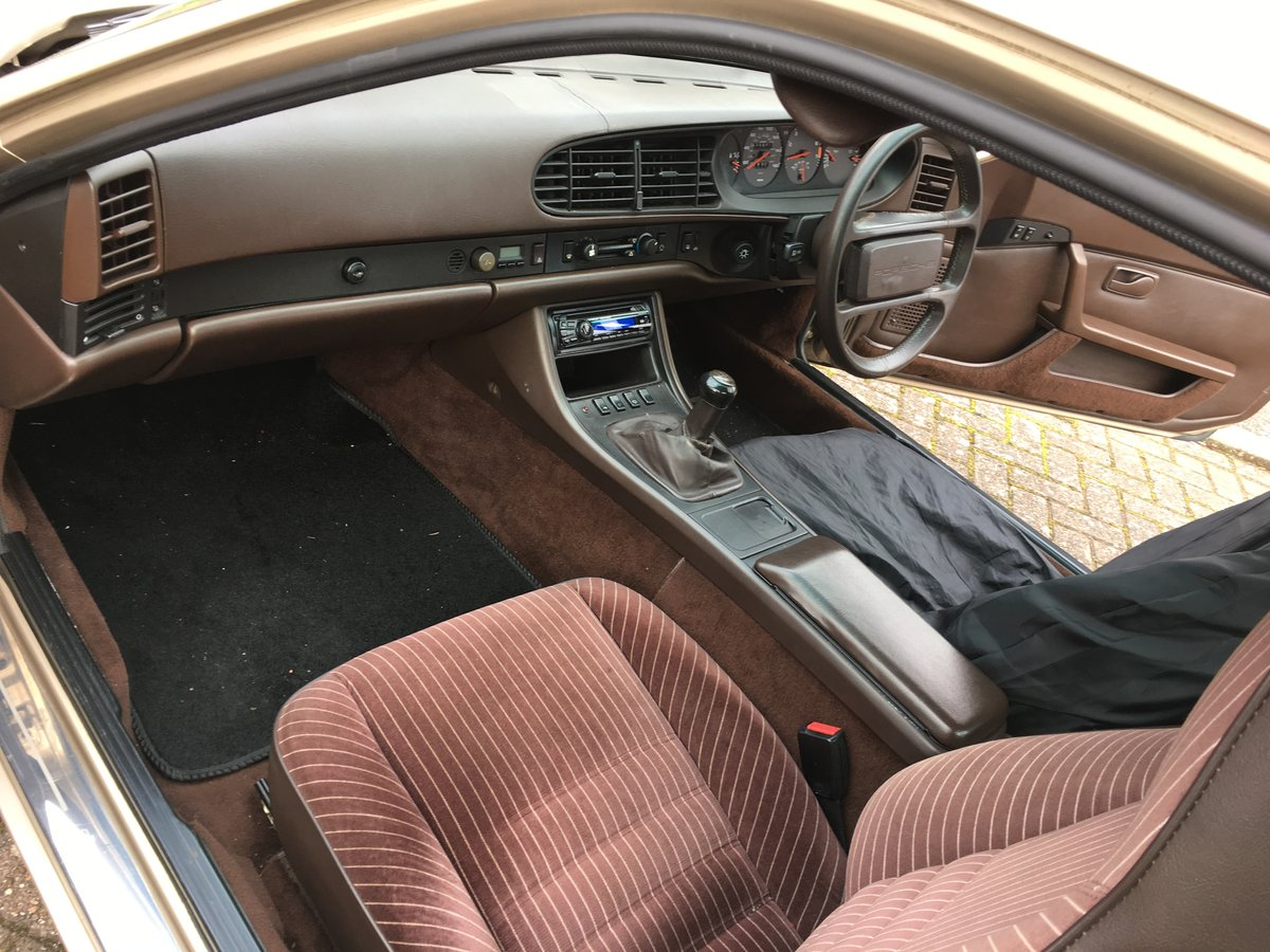 Porsche 2.5 Lux - 1986 SOLD (picture 6 of 6)