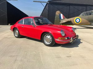 Porsche 911 T RHD 1969 2.0 Sportomatic Matching Numbers !!! For Sale