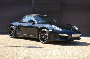 2011 Porsche 987 Boxster S 3.4 Black Edition Manual (42112 miles) For Sale