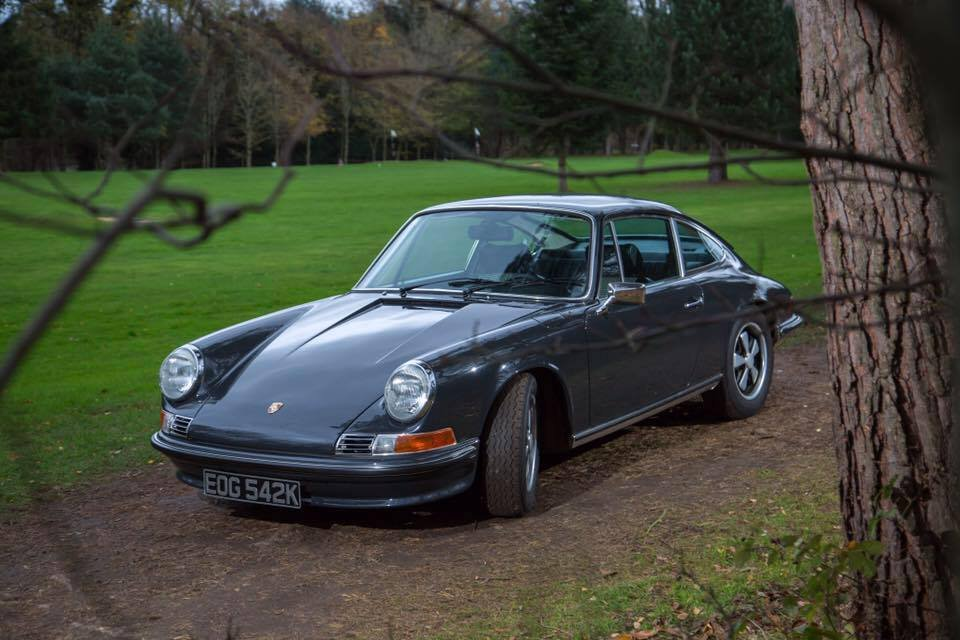 1972 Fully restored, Slate Grey, fabulous condition For Sale (picture 2 of 6)
