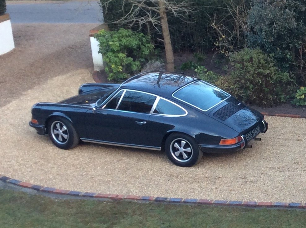 1972 Fully restored, Slate Grey, fabulous condition For Sale (picture 1 of 6)