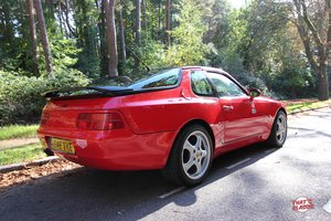 1993 Porsche 968 - Incredible history - Beautiful For Sale