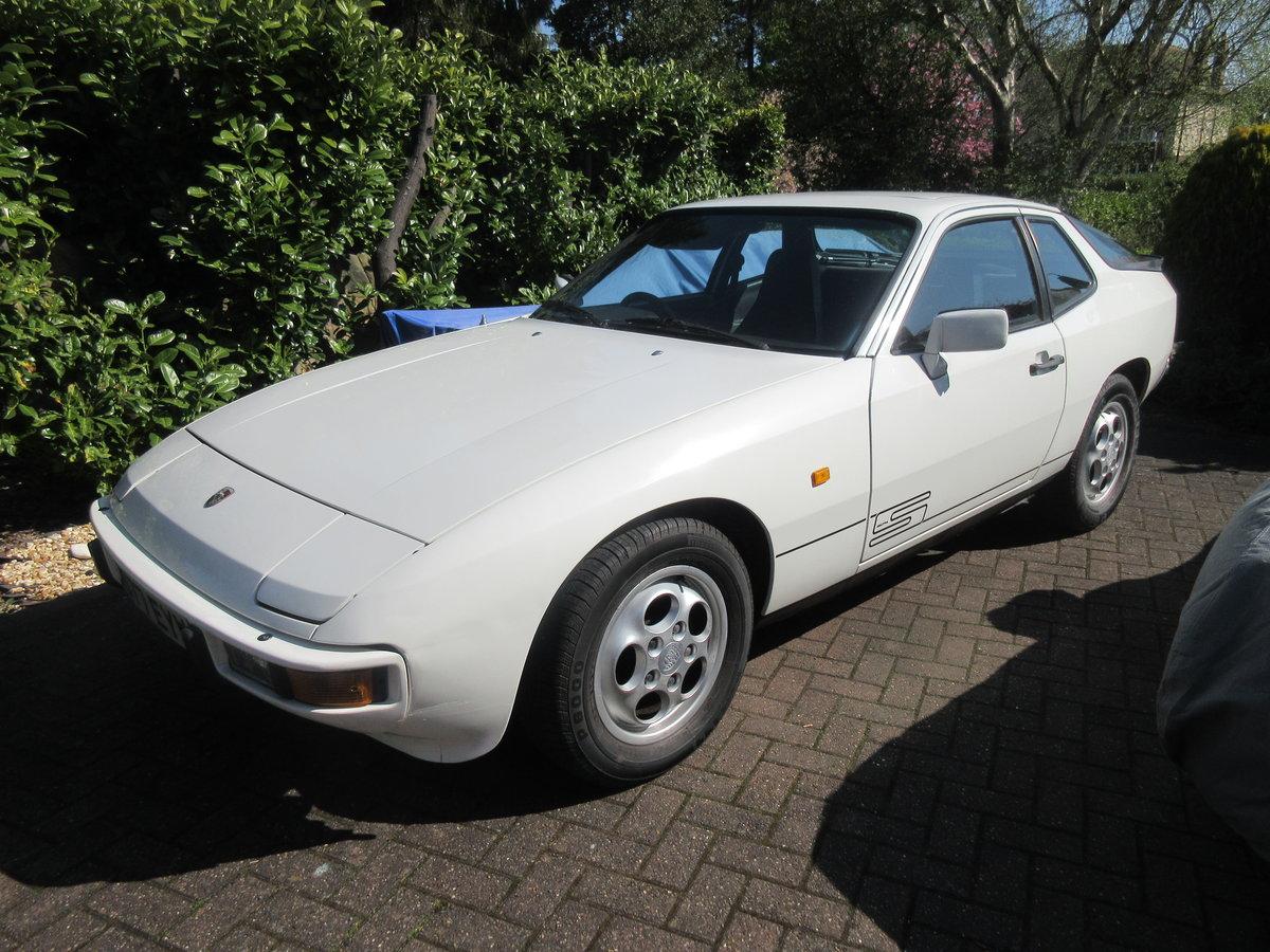 1986 Porsche 924S  For Sale (picture 1 of 4)