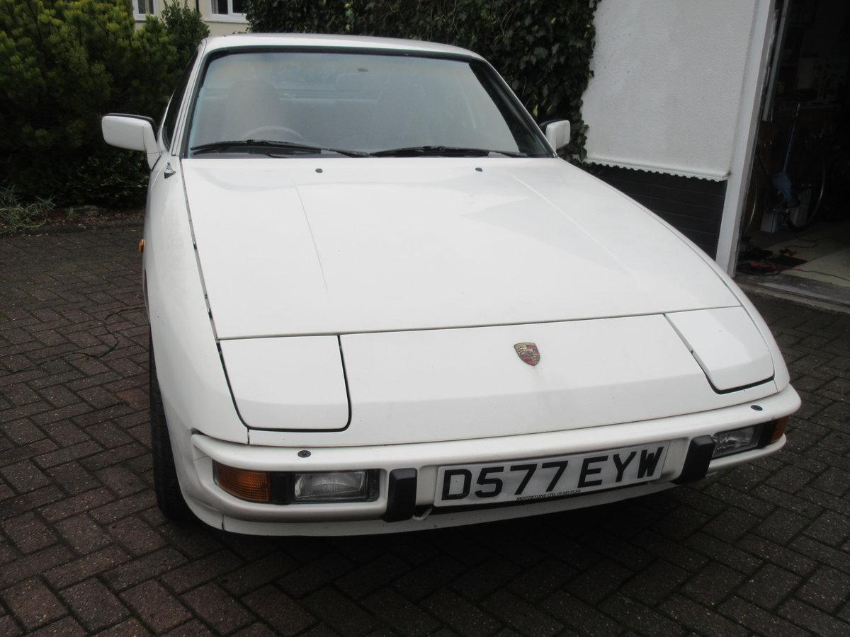 1986 Porsche 924S  For Sale (picture 2 of 4)