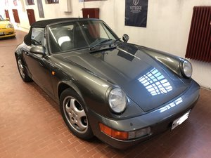 1990 911 964 C4 cabriolet For Sale
