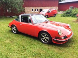 Porsche 911 T 1973 3.6 Conversion For Sale