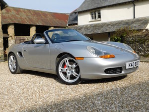 2000 Porsche Boxster 2.7 -  88k miles, full history, good order For Sale