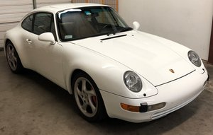1996 Porsche Carrera 2 Brumos Edition Air Cooled goodness SOLD
