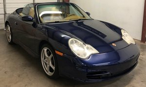 2002 Porsche 	 Carrera 4 AWD Cabriolet IMS Bearing Fix! For Sale