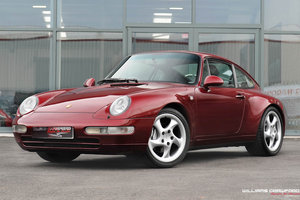 1996 Porsche 993 Carrera 4 manual coupe For Sale