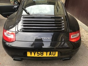 2009 Porsche 911 Carrera Gen 2 Black Leather For Sale