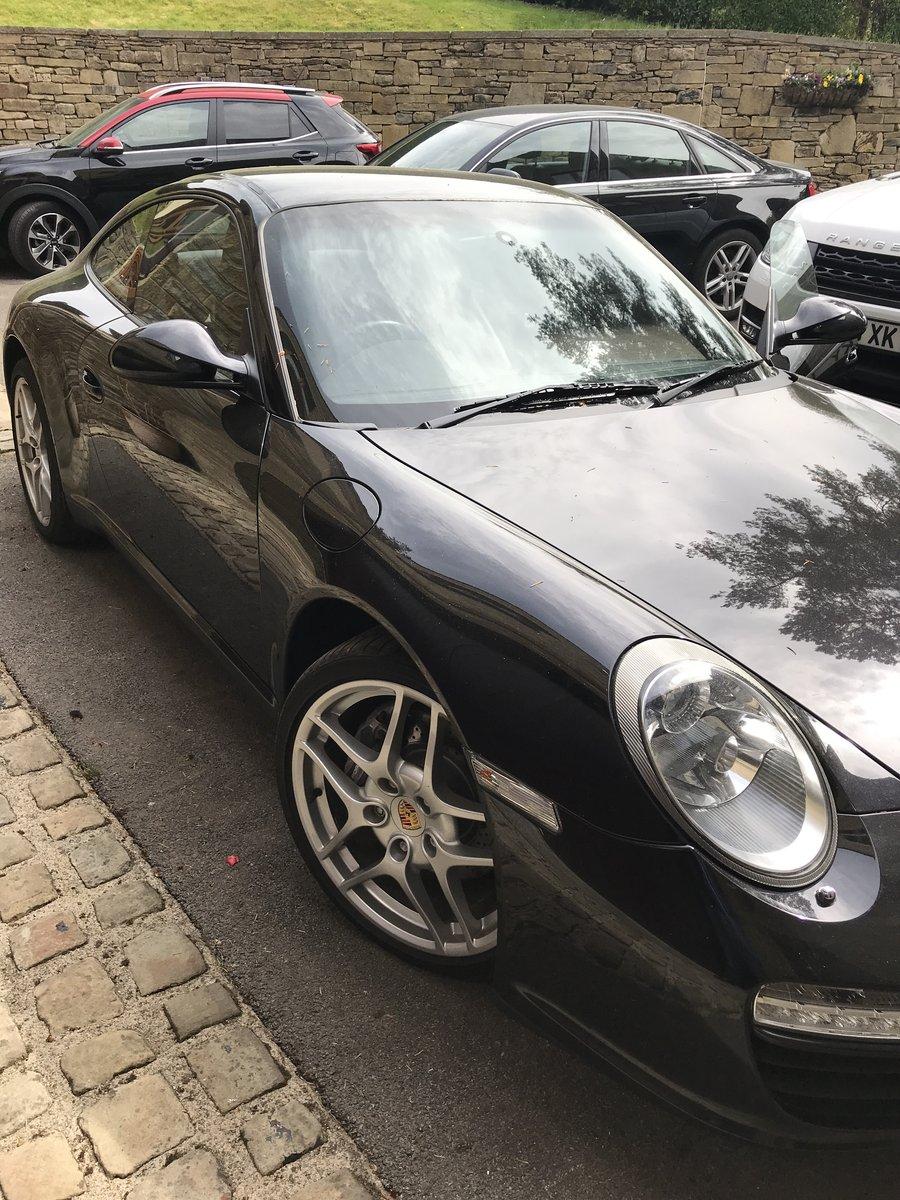 2009 Porsche 911 Carrera Gen 2 Black Leather For Sale (picture 2 of 6)