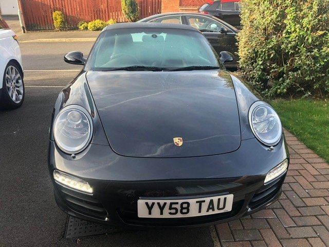 2009 Porsche 911 Carrera Gen 2 Black Leather For Sale (picture 6 of 6)