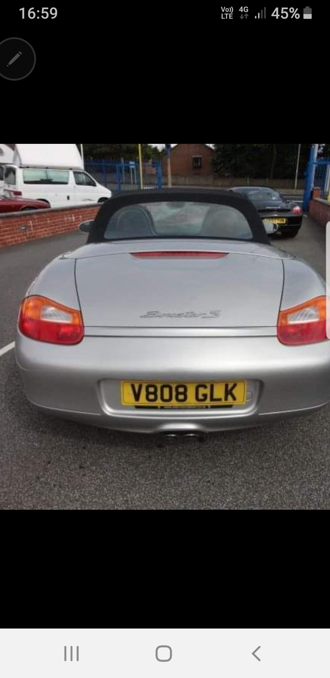 2000 Mint Porsche boxter s 3.2 sports For Sale (picture 6 of 6)