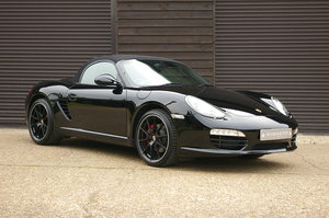2011 Porsche 987 Boxster S 3.4 Black Edition Manual (42112 miles) SOLD