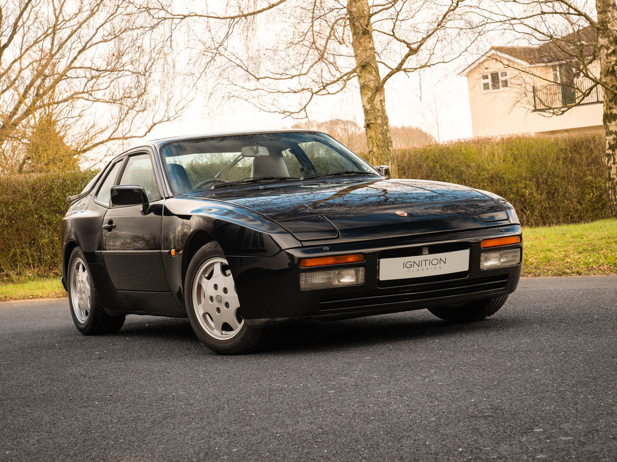 1989 Porsche 944 S2 For Sale (picture 1 of 6)