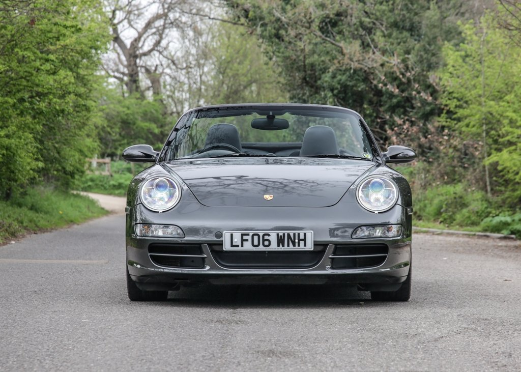 2006 Porsche 911 / 997 Carrera 4S Cabriolet SOLD by Auction (picture 5 of 6)