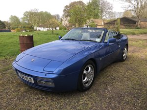 Porsche 944s2 cab 1991 IMMACULATE FULL SERVICE For Sale
