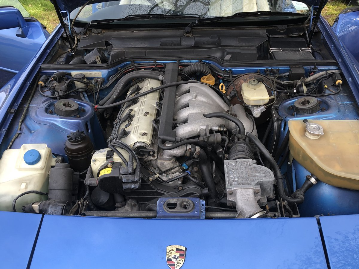 Porsche 944s2 cab 1991 IMMACULATE FULL SERVICE For Sale (picture 6 of 6)