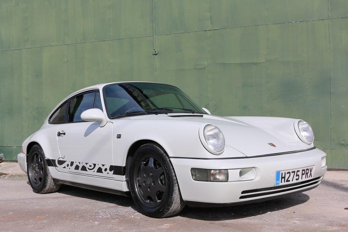 1990 PORSCHE 964/911CARRERA 4.Extensively rebuilt,min miles. For Sale (picture 1 of 6)