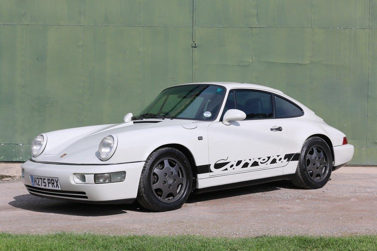 1990 PORSCHE 964/911CARRERA 4.Extensively rebuilt,min miles. For Sale (picture 2 of 6)