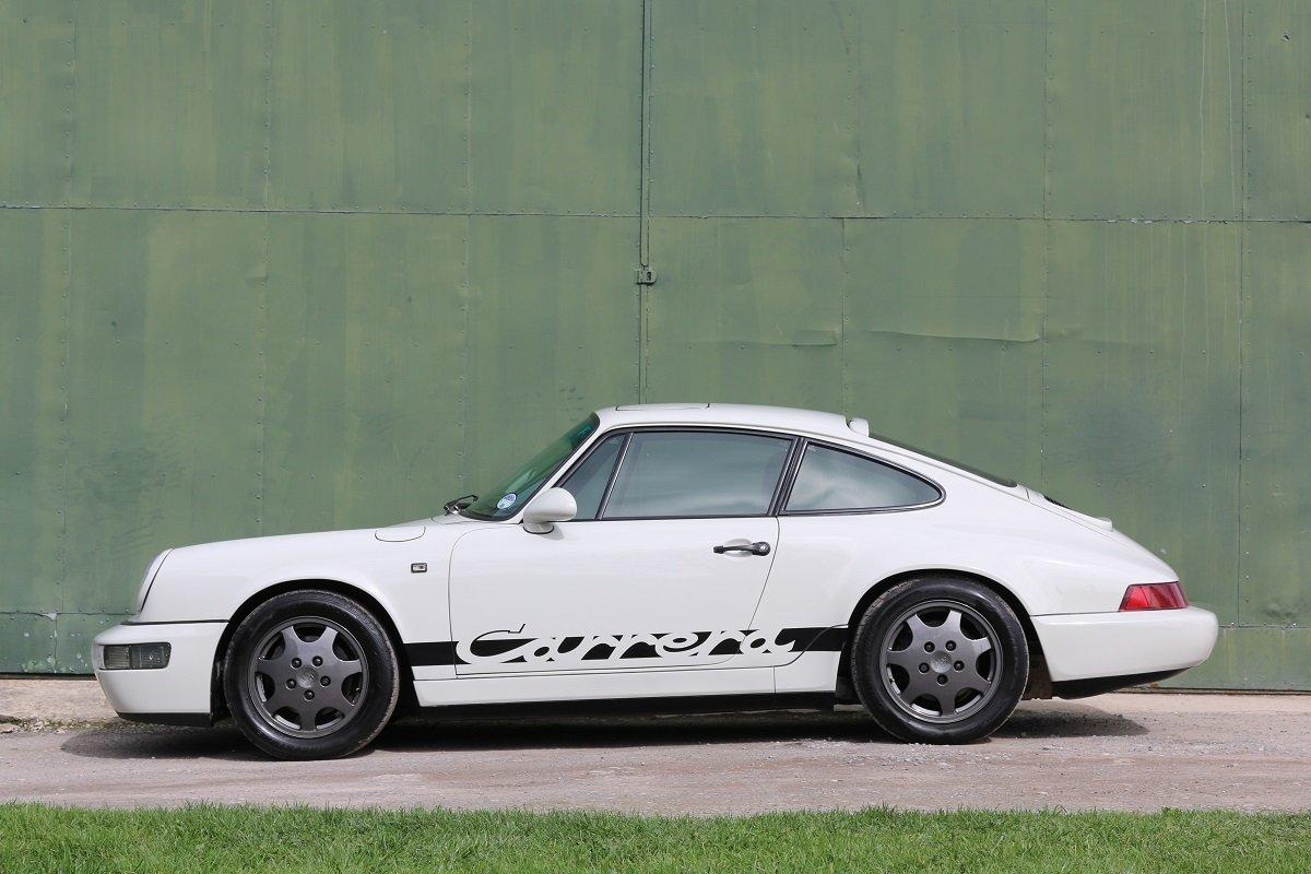 1990 PORSCHE 964/911CARRERA 4.Extensively rebuilt,min miles. For Sale (picture 3 of 6)