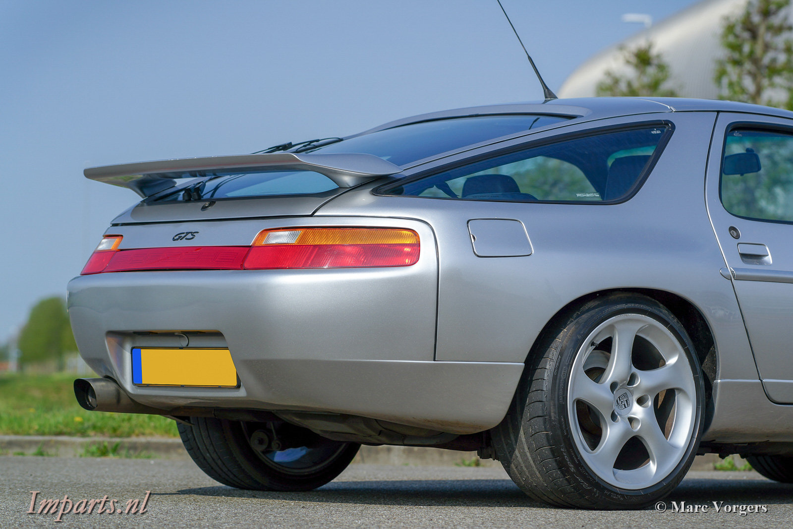 very nice Porsche 928 GTS automatic 1993 For Sale (picture 5 of 6)