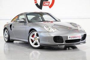 2000 996 Turbo Tiptronic For Sale