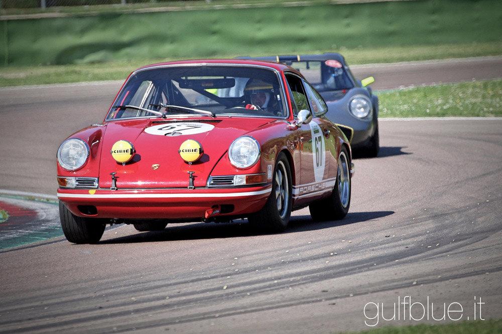 Porsche 911 S 2000 sub, 1967, FIA race car For Sale (picture 1 of 6)
