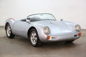 1955 Porsche 550 Spyder By Beck