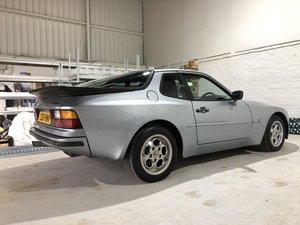 1986 Porsche 944 Coupe 2.5 Manual