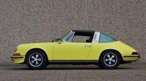 1971 Porsche 911T 2.4 Targa Ölklappe & MatchingnumberS For Sale